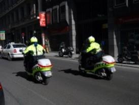 La jornada se complica con los paros de los agentes de movilidad