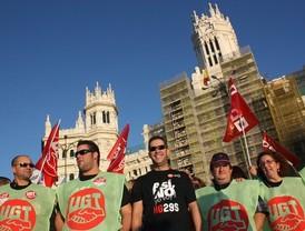 Cobo dice que en el Ayuntamiento pararon el 11,85% de los trabajadores