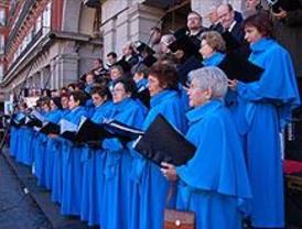 El Coro de la Complutense actuará en la Capilla de San Ildefonso