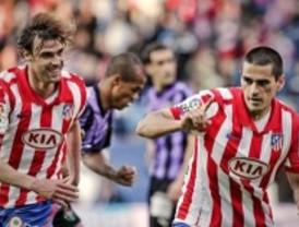 El Atlético frena a Clemente