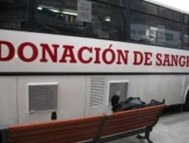 Madrid necesita donantes de sangre