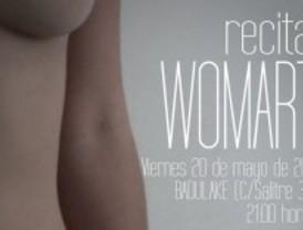 El recital 'Womart' llega con voz de mujer