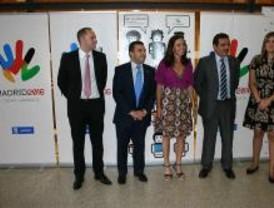 La consejera de Madrid 2016 visita la subsede de Mérida