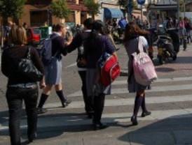 Escolares madrileños colaboran en un experimento de la Agencia Espacial Europea