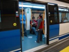 En estado muy grave un joven tras ser atropellado por un convoy de Metro en Leganés
