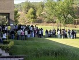 Alcalá de Henares da el último adiós a Daniel Jimeno