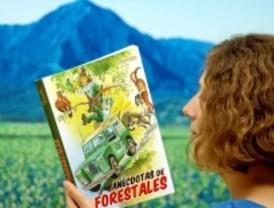 Un libro recopila anécdotas de agentes forestales