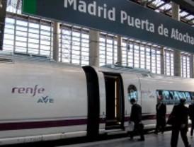 Restablecido el servicio del AVE Madrid-Toledo