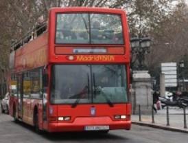 Los autobuses turísticos reanudan su servicio