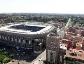 Ecologistas ve 'graves irregularidades' en la ampliación del Bernabéu