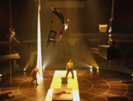 Circo contemporáneo en el Price