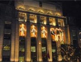 IU pide al Gobierno una regulación para la iluminación navideña