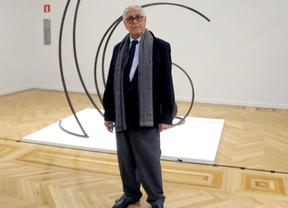 Martín Chirino, el escultor del hierro