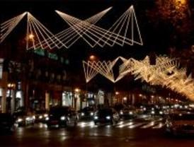 Madrid reducirá el alumbrado navideño por la crisis