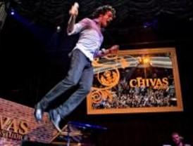 Jamie Cullum revoluciona la noche madrileña