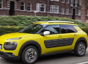Citroën Cactus: moderno, innovador, práctico y funcional