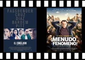 Ridley Scott lidera la cartelera con 'El consejero'