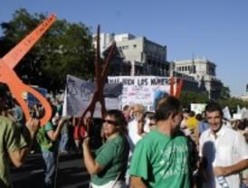 Los sindicatos docentes anuncian una concentración ante el ministerio de Educación el  14 de septiembre