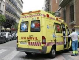 Muere un obrero al caer desde una altura de siete metros en Rivas
