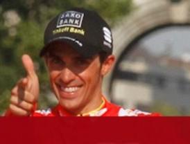 Alberto Contador gana La Vuelta a España 2012