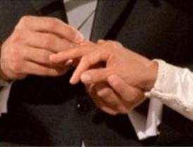 El número de divorcios y separaciones descendió en un 13,5 por ciento en 2008