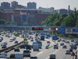 Mañana difícil para el tráfico en la A-2