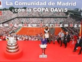 El patrocinio a la Copa Davis peligra