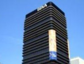 La torre del BBVA alquilará sus 30 plantas