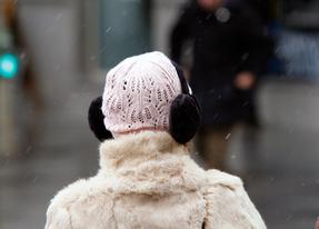 Bajan las temperaturas: los termómetros caerán hasta los 4 grados bajo cero