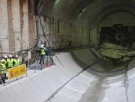 Culmina la perforación del túnel Atocha-Chamartín