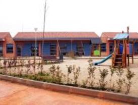 Inaugurados tres centros escolares en el suroeste de la región