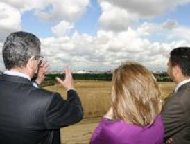 La Cuña Verde de O'Donnell crecerá 11 hectáreas este año