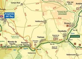 De 'ruta verde' por la vía del Tajuña