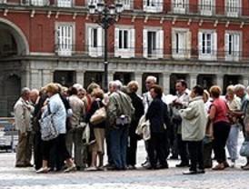 El turismo madrileño aumenta un 2,8%