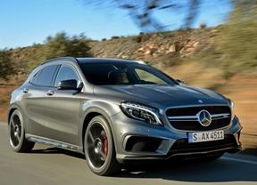 Mercedes GLA 45 AMG, máximo dinamismo multiusos