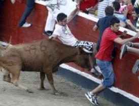 Otro herido por asta de toro en Arganda