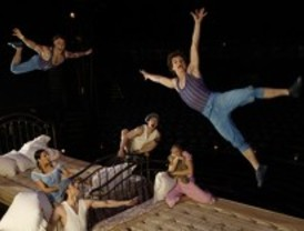El Circo del Sol vuelve con su espectáculo 'Corteo'