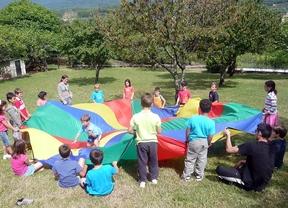 Educación y ocio conviven en Casvi en verano