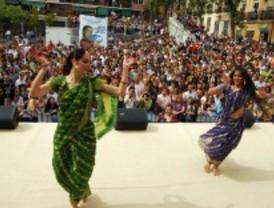 'Bollywood' y cultura india en Lavapiés