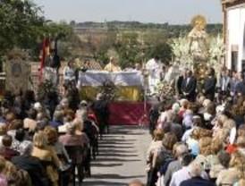 Décimo aniversario de la Coronación Canónica de la patrona de Pozuelo de Alarcón