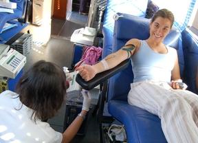 Arranca la 'campaña de primavera' de donación de sangre en la Universidad