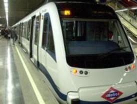 Se reanuda el servicio de metro entre Begoña y Tres Olivos