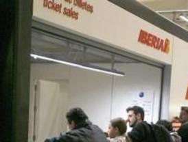 Este lunes hay huelga en Iberia