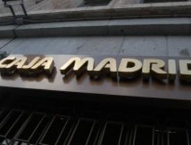 Caja Madrid ganó 195 millones hasta junio, un 66% menos que en 2009