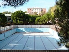La piscina cubierta de 'La Concepción', para el verano