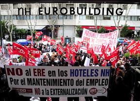 NH Hoteles lanza un segundo ERE para 160 trabajadores