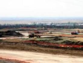 Las obras de construcción en Cerro Buenavista en Getafe se reanudarán en dos días