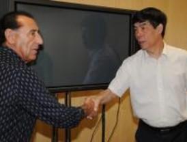 El grupo chino Bailian acude a la Cámara para realizar pedidos a empresas madrileñas