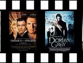Antonio Banderas, Flipy y Dorian Gray en los cines