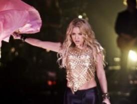Shakira 'se casa' con un Madrid enloquecido